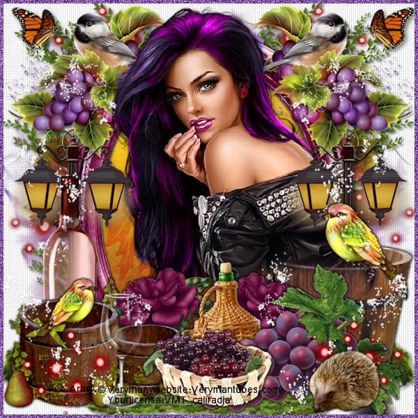 L'amour de la vigne