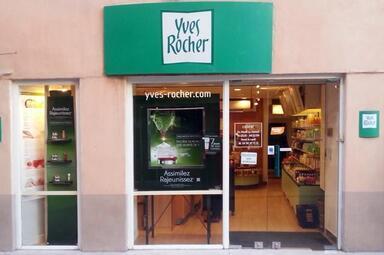 Boutique YVES ROCHER à BRIGNOLES