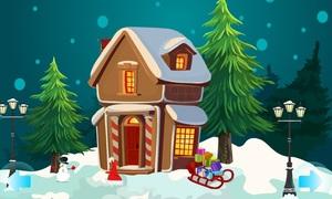 Jouer à G4K Santa rescue 2017