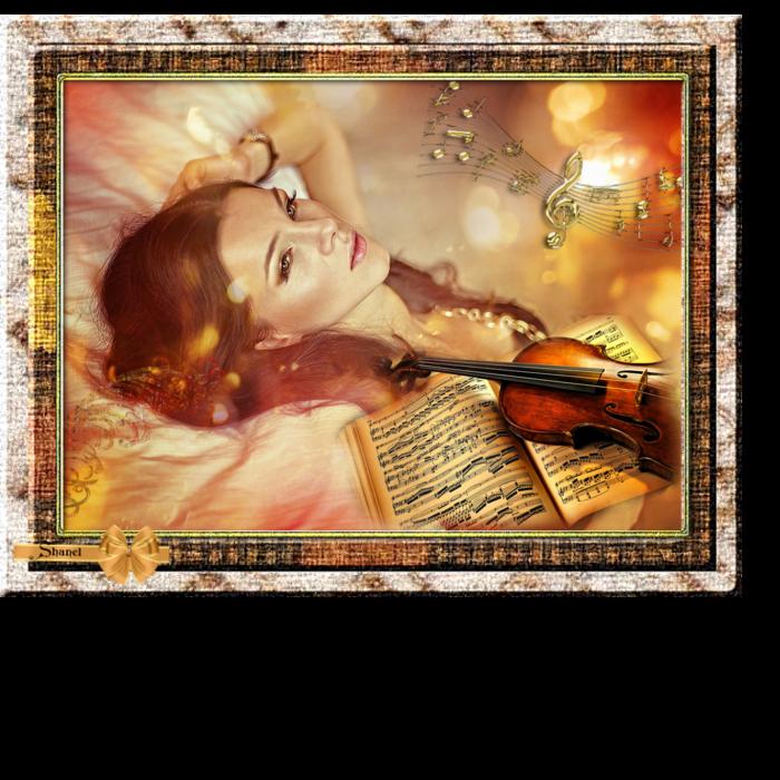 Douceur au violon