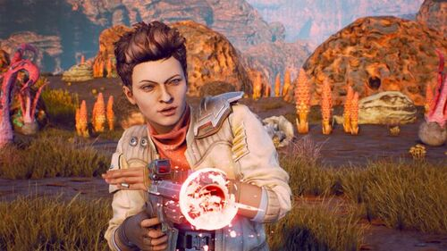 TRADUCTION : The Outer Worlds et son système de défauts