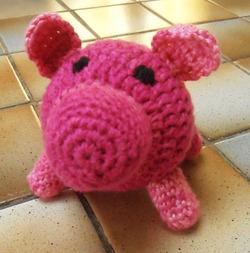 Doudou cochon