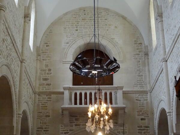 L'église de Gevrolles