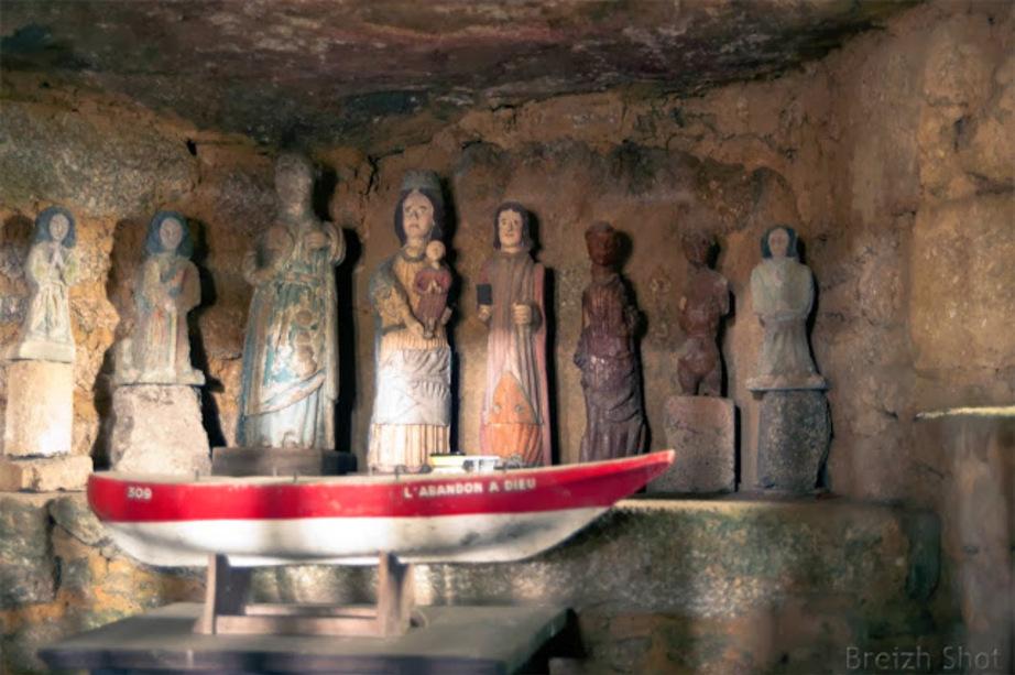 Crypte des Sept Saints au Vieux Marché