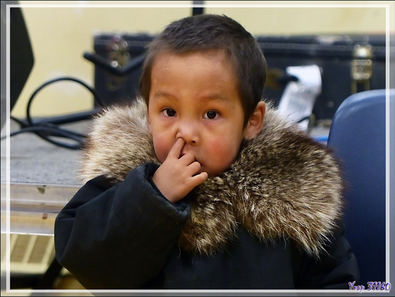 Portraits - Gjoa Haven (Uqsuqtuuq) - King William Island - Nunavut - Canada