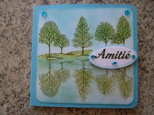 Mon bricolage pour Pâques et quelques cartes