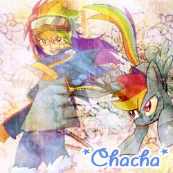*chacha*