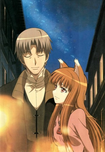 مترجم Spice and Wolf II انمي