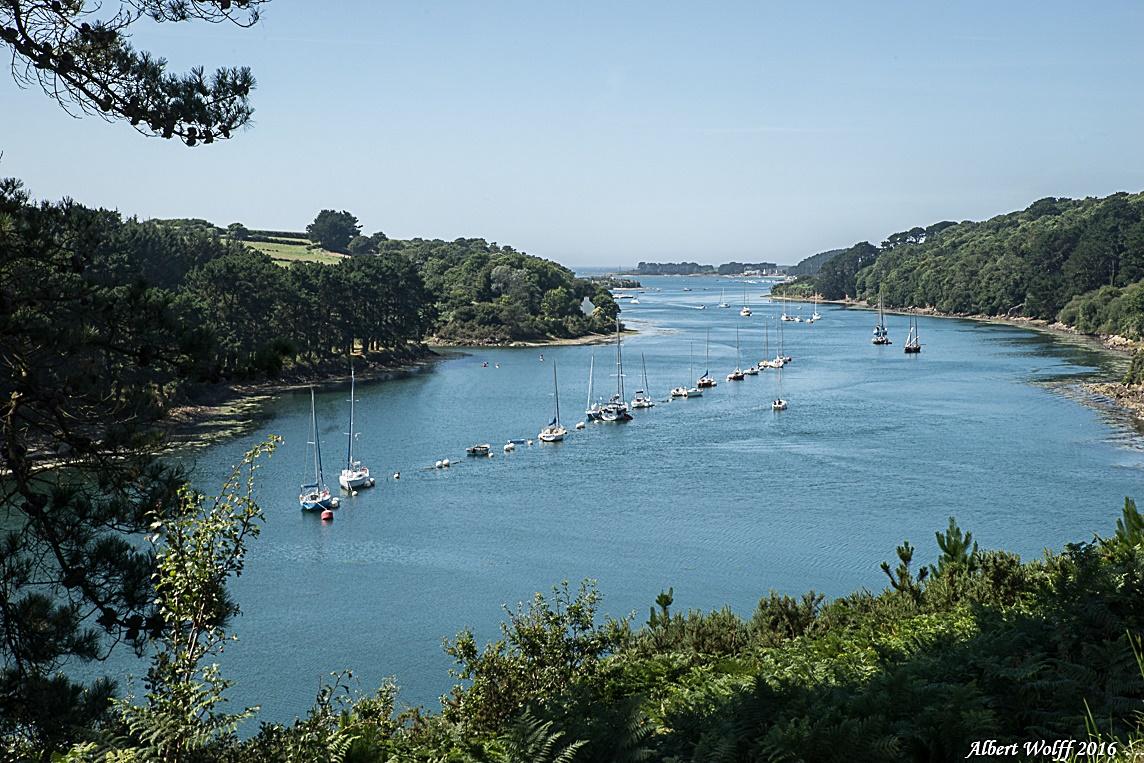 Breizh 2016/8 : un peu de  bateaux - 1