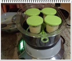 Pudding vapeur a vos gamelles !!!