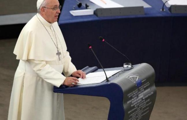 Le pape appelle le Conseil de l'Europe à « poursuivre l'objectif ambitieux de la paix »