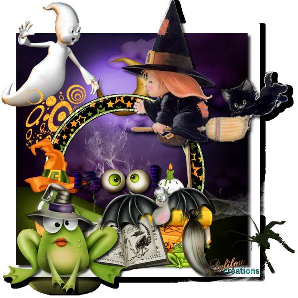 créations défis halloween !