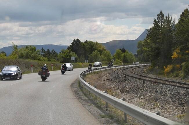 7 Sur la route (1)