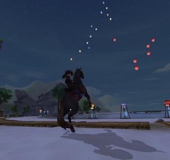 (Star Stable Online) : Wolfbird danse !
