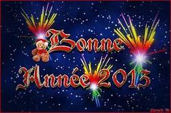 Bonnes fêtes!!!