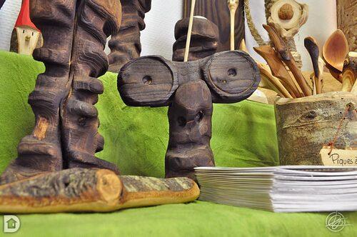 Artisanat bois