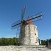 Le Moulin de Fontvielle, immortalisé par Alphone Daudet