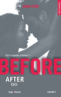 Before After - Anna Todd