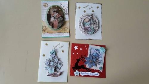 Vos cartes de Noël ...