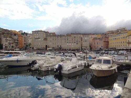 Plage de Bastia
