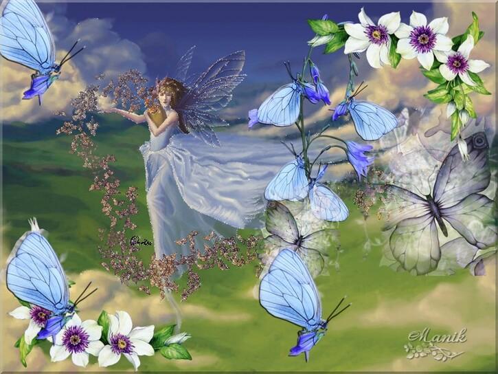 Les papillons de Mai pour Cerise déco !