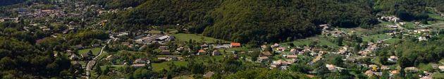 Un clic pour voir le village et son patrimoine à 360°