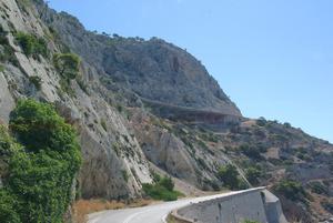 De Corinthe à Athènes