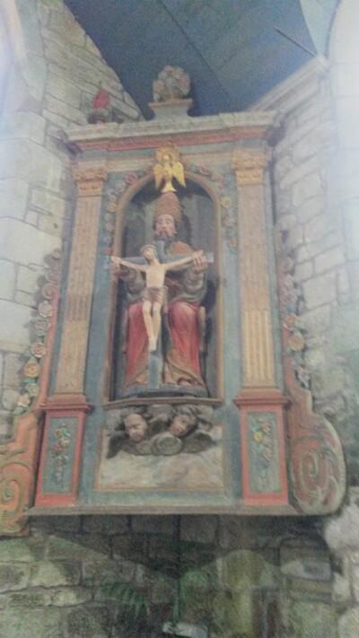Chapelle ND de Bonne Nouvelle - Locronan (29)
