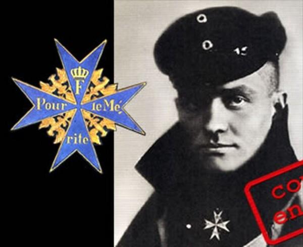 Le 21 avril 1918, Le Baron Rouge...