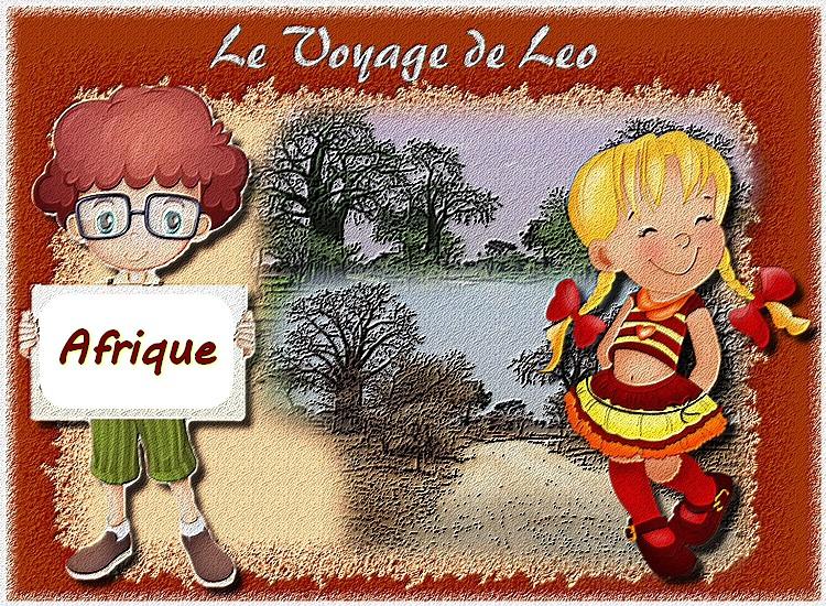 Le Voyage De Léo Chez Marjolaine