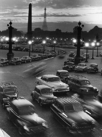 01 - Ambiance urbaine - à Paris