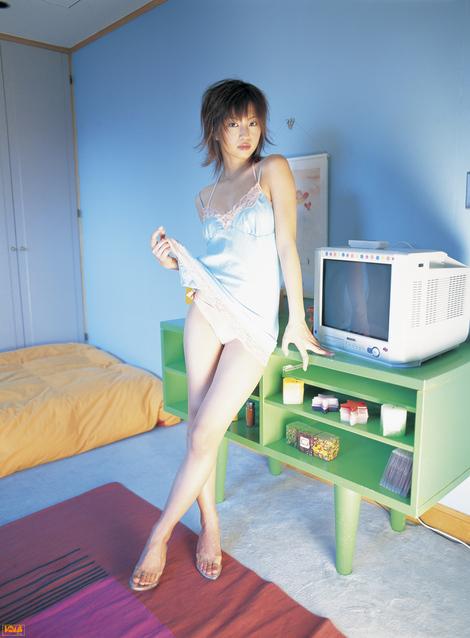 WEB Gravure : ( [Bomb.tv - GRAVURE Channel] - | 2005.04 | Misako Yasuda/安田美沙子 )