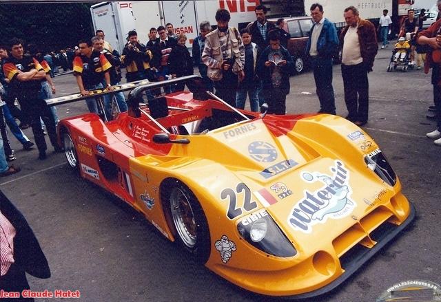 Le Mans 1998 Abandons