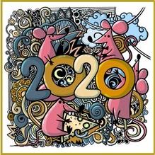 Signes du Zodiaque Chinois !!!!  Grilles ......
