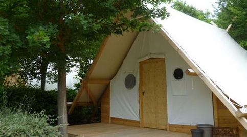 Tente trappeur - Toulouse