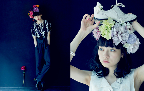 Models Collection : ( [JADICT] - |2016.06.27| Stories / Pipi Yao Ai-ning/ヤオ・アイニン ピピ ( Pipi Yao ) : Floating with Flowers and PiPi )