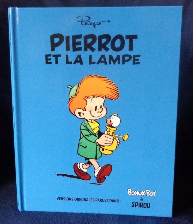 Pierrot et la lampe