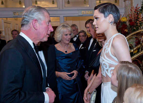 Charles et Camilla sortent