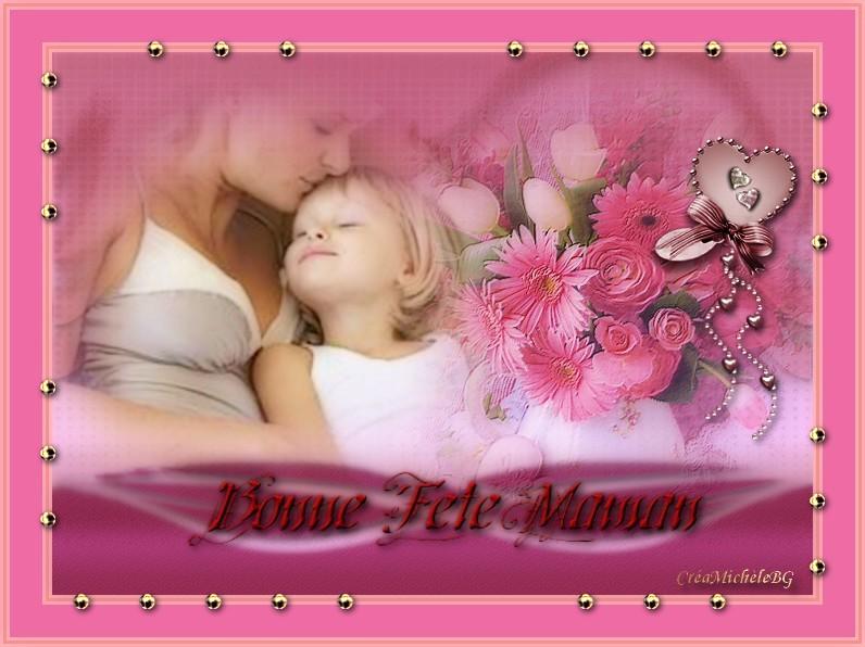 Bonne fêtes des Mamans