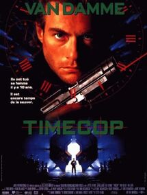 TIMECOP BOX OFFICE FRANCE 1994