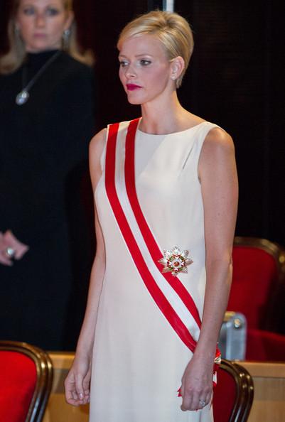 Soirée de gala; Charlène