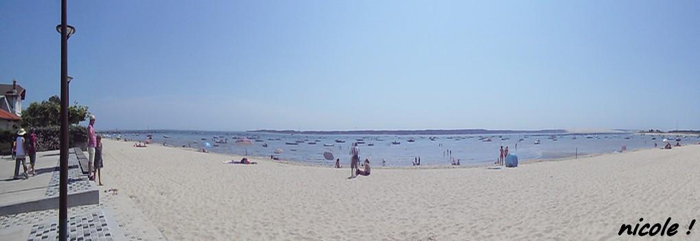 Bassin d'Arcachon ...