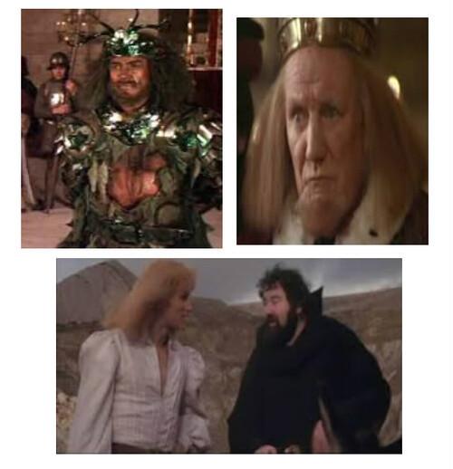 L'Épée du vaillant (1984)