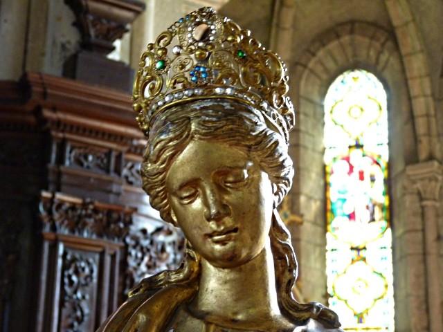 Gorze église Saint-Etienne 1 Marc de Metz 2001