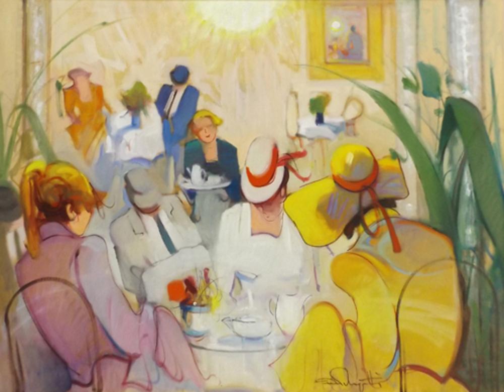 peintre Dino Pelagatti