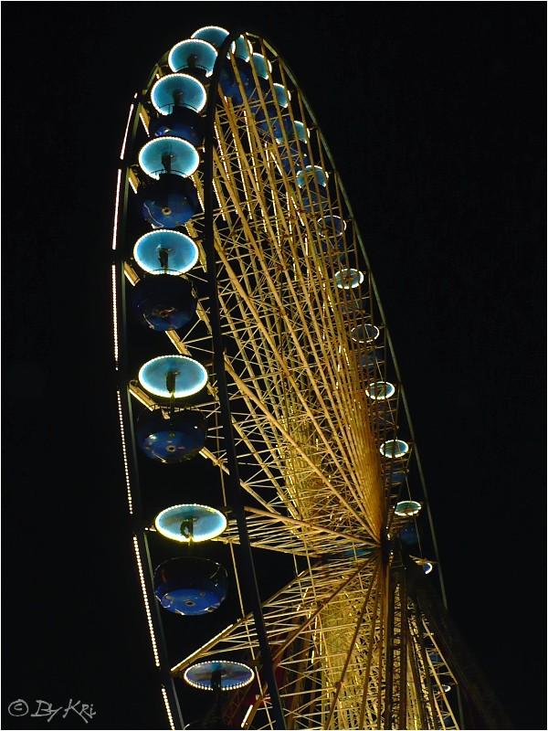 La Grande roue à Lille (59) ...