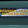 Logo-banderole pour les Biennales du film d'action sociale (2004)