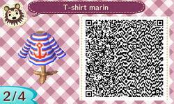 Vêtement de Léa