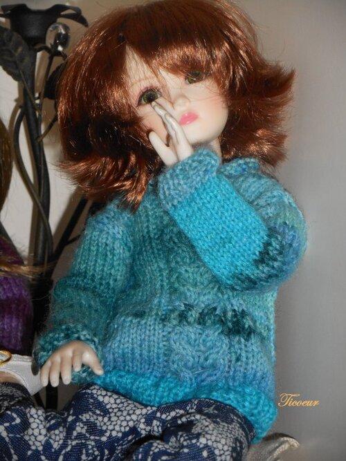 Les derniers tricots