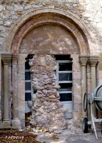 Le site des anciennes fonderies - La Voulte sur Rhône
